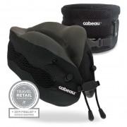 Chladící podhlavník Cabeau Evolution Cool černá Black