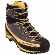 Pánské boty La Sportiva Trango Alp Evo Gtx šedá/žlutá Grey/Yellow