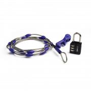 Zámek Pacsafe Wrapsafe Cable Lock mix barev neutral