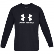 Чоловіча футболка Under Armour Sportstyle Logo LS