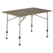 Stůl Bo-Camp Table Feather 110x70 cm hnědá Wood look