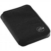 Peněženka Mammut Zip Wallet Mélange černá black