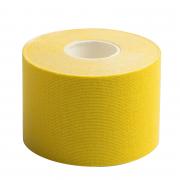 Тейп Yate Кінезіо тейп жовтий