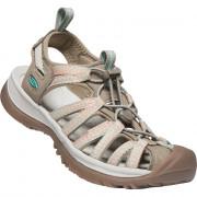 Dámské sandály Keen Whisper W béžová taupe/coral