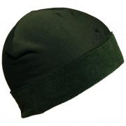 Čepice Warmpeace Skip Powerstretch tmavě zelená Alpine Green
