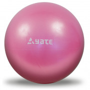 М'яч Yate Over Gym Ball 26 cm рожевий
