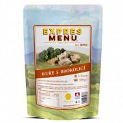 Готова їжа Expres menu Курка з брокколі 300 г.
