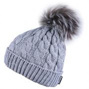 Zimní čepice Sherpa Nell II šedá mel grey