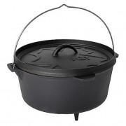 Kotlík Bo-camp Dutch Oven 9QT černá Black