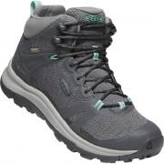 Dámské boty Keen Terradora II Mid Wp W šedá magnet/ocean wave