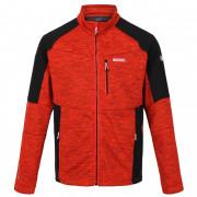 Чоловіча куртка Regatta Farson червоний/чорний