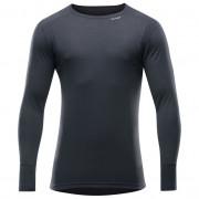 Pánské triko Devold Hiking Man Shirt černá Black