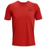 Чоловіча футболка Under Armour Rush Energy SS червоний