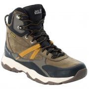 Чоловічі черевики Jack Wolfskin Pathfinder Texapore Mid M коричневий