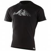 Pánské funkční triko Lasting Hill černá