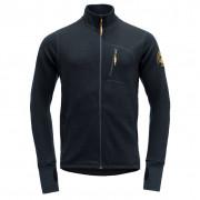 Чоловіча функціональна толстовка Devold Thermo Man Jacket темно-синій