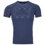Pánské triko Ortovox Merino Competition Short Sleeve M tmavě modrá nightblueblend