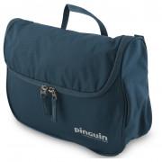 Toaletní taška Pinguin Toilet bag modrá/šedá Petrol