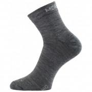 Ponožky Lasting WHO šedá šedá