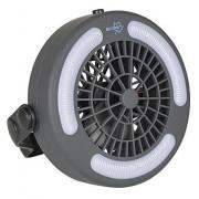 Závěsná lampa Bo-Camp Fan/Hanging Lamp 110 Lumen černá