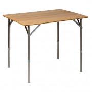 Stůl Bo-Camp Table Finsbury 100x65 cm hnědá bamboo