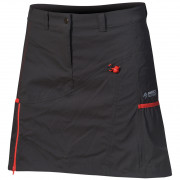Sukně Direct Alpine Jasmin Lady černá/červená Black/red
