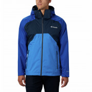 Pánská bunda Columbia Rain Scape Jacket modrá Collegiate Navy