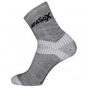 Ponožky Apasox Misti šedá šedá