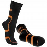Ponožky Bennon Trek Sock černá/oranžová Black-orange
