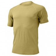 Pánské funkční triko Lasting Quido písková písková