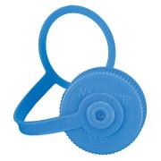 Náhradní víčko Nalgene Wide-Mouth 63mm modrá Blue
