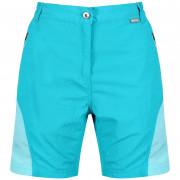 Dámské kraťasy Regatta Sungari Shorts světle modrá Aqua/Horizon