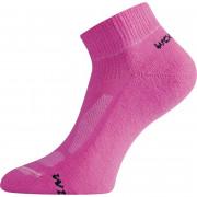 Ponožky Lasting WDL růžová růžová