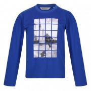 Дитяча футболка Regatta Wenbie II синій