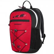 Dětský batoh Mammut First Zip 8 l černá/červená black-inferno