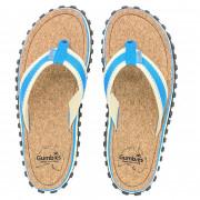 Шльопки Gumbies Corker Natural Cork - Blue
