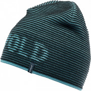 Шапка Devold Rib Logo Beanie синій