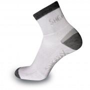 Ponožky Sherpax Olympus bílá/šedá šedá/bílá