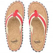 Шльопки Gumbies Corker Natural Cork - Red