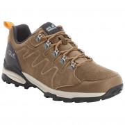 Жіночі черевики Jack Wolfskin Refugio Texapore Low W коричневий