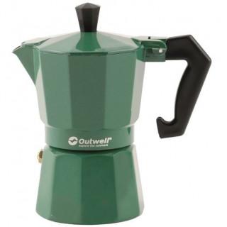 Konvice Outwell Manley M Espresso Maker zelená Deep Seat