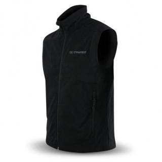 Pánská vesta Trimm Drill černá