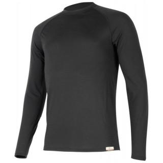 Pánské funkční triko Lasting Atar černá černá
