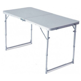 Stůl Pinguin Table XL bílá/šedá
