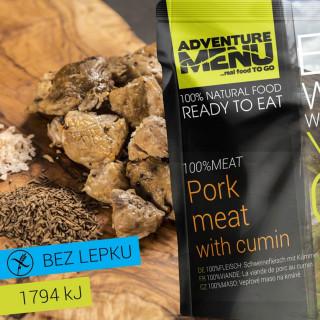 Adventure Menu 100% Vepř. maso na kmíně 200 g
