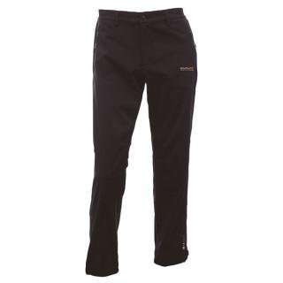 Pánské kalhoty Regatta Geo Softshell ll Trousers (Regular Leg) černá