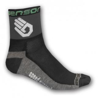 Ponožky Sensor Race Lite Ruka černá černá